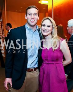 Scott Martin, Clare Doody. Photo by Tony Powell. Will on the Hill. Harman Center for the Arts. May 6, 2013