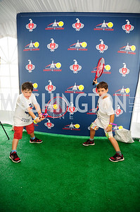 Thomas White,Sam White,July 18,2013,2nd Annual Washington Kastles Charity Classic,Kyle Samperton
