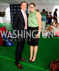 David Reid,Anna Lindel,,July 18,2013,2nd Annual Washington Kastles Charity Classic,Kyle Samperton