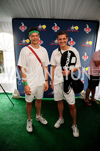 Hans Nichols,Peter Cook,,July 18,2013,2nd Annual Washington Kastles Charity Classic,Kyle Samperton