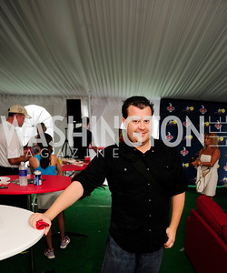 Brendon Kownacki,July 18,2013,2nd Annual Washington Kastles Charity Classic,Kyle Samperton