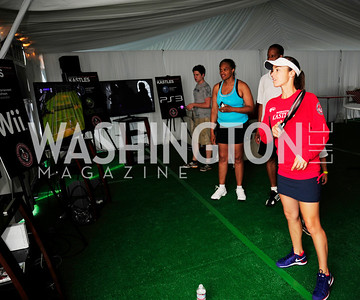 Martina Hingis,July 18,2013,2nd Annual Washington Kastles Charity Classic,Kyle Samperton