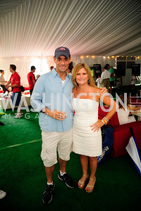 Lane Luskey,Melissa Maxfield,,July 18,2013,2nd Annual Washington Kastles Charity Classic,Kyle Samperton