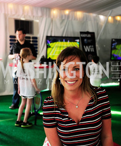 Diana Lawson,July 18,2013,2nd Annual Washington Kastles Charity Classic,Kyle Samperton