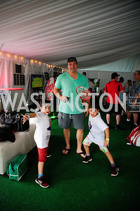 Thomas White,David White,Sam White,July 18,2013,2nd Annual Washington Kastles Charity Classic,Kyle Samperton