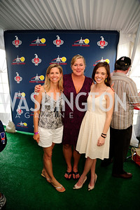 Amy Mehlman,Elise Pickering,Sally Stiebel,,July 18,2013,2nd Annual Washington Kastles Charity Classic,Kyle Samperton