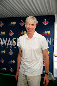 David Gregory,July 18,2013,2nd Annual Washington Kastles Charity Classic,Kyle  Gabriellw Russo,