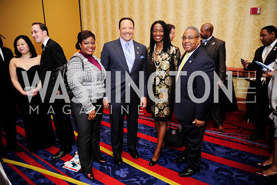 Linda Hodges,Marc Morial,Rynthia Roost, Herman Lessard,March 13,2013,41st  Annual Whitney M. Young Jr,Memorial Gala Diamond Jubilee,Kyle Samperton