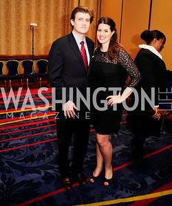Brad Trenkamp,Margaret Dunnell,March 13,2013,41st  Annual Whitney M. Young Jr,Memorial Gala Diamond Jubilee,Kyle Samperton