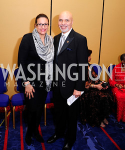 Debbie Jarvis,Jerry Moore,March 13,2013,41st  Annual Whitney M. Young Jr,Memorial Gala Diamond Jubilee,Kyle Samperton