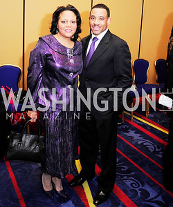 Tracy Nutall,Rev.Dexter Nutall,March 13,2013,41st  Annual Whitney M. Young Jr,Memorial Gala Diamond Jubilee,Kyle Samperton