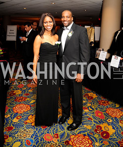 Yinka Ajirotutu,Brian Williams,March 13,2013,41st  Annual Whitney M. Young Jr,Memorial Gala Diamond Jubilee,Kyle Samperton
