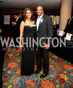Yinka Ajirotutu,Brian Williams,March 13,2013,41st  Annual Whitney M. Young Jr,Memorial Gala Diamond Jubilee,Kyle Samperton