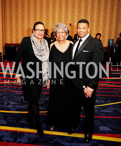 Debbie Jarvis,Queen Gladden,Alex Barron,March 13,2013,41st  Annual Whitney M. Young Jr,Memorial Gala Diamond Jubilee,Kyle Samperton