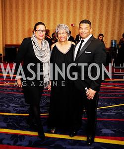 Debbie Jarvis,Queen Gladden,Alex Barron,March 13,2013,41st  Annual Whitney M. Young Jr,Memorial Gala Diamond Jubilee,Kyle Samperton