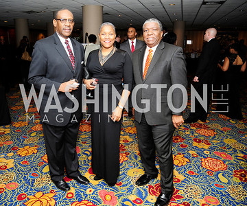Calvin Smith,Karen Wilson,Larry Hinton,March 13,2013,41st  Annual Whitney M. Young Jr,Memorial Gala Diamond Jubilee,Kyle Samperton