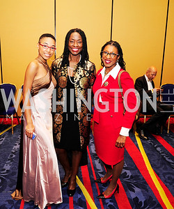 Kriss Mincey,Rynthia Roost,Tonya Kinlow,March 13,2013,41st  Annual Whitney M. Young Jr,Memorial Gala Diamond Jubilee,Kyle Samperton