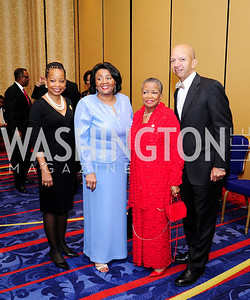 Denise Rolark-Barnes,Linda Cropp, Maudine Cooper,Anthony Williams,March 13,2013,41st  Annual Whitney M. Young Jr,Memorial Gala Diamond Jubilee,Kyle Samperton