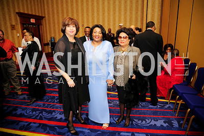 Inga Bumbary-Langston,Linda Cropp,  Camille Young,March 13,2013,41st  Annual Whitney M. Young Jr,Memorial Gala Diamond Jubilee,Kyle Samperton