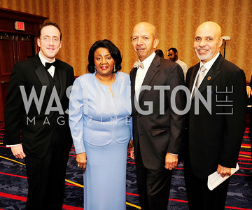Michael Aiken,Linda Cropp,Anthony Williams,Jerry Moore,March 13,2013,41st  Annual Whitney M. Young Jr,Memorial Gala Diamond Jubilee,Kyle Samperton