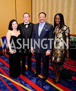 Wendi Aiken,Michael Aiken,Marc Morial,Rynthia Roost,March 13,2013,41st  Annual Whitney M. Young Jr,Memorial Gala Diamond Jubilee,Kyle Samperton