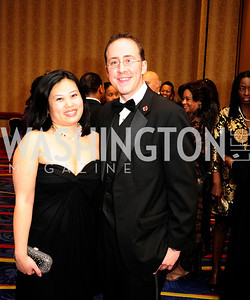 Wendi Aiken,Michael Aiken,March 13,2013,41st  Annual Whitney M. Young Jr,Memorial Gala Diamond Jubilee,Kyle Samperton