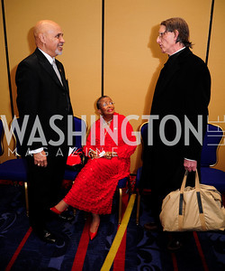 Jerry Moore, Maudine Cooper,Father David Brava,March 13,2013,41st  Annual Whitney M. Young Jr,Memorial Gala Diamond Jubilee,Kyle Samperton