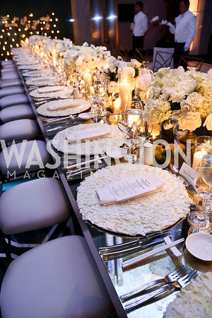 45th Annual Meridian Ball Dinner hosted by UAE Ambassador Al-Otaiba