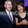 Thomas Friedman, Nora Pouillon. Photo by Tony Powell. 4th Annual Climate Leadership Gala. Mayflower Hotel. May 22, 2013