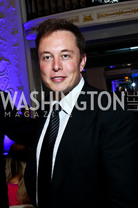Elon Musk. Photo by Tony Powell. 4th Annual Climate Leadership Gala. Mayflower Hotel. May 22, 2013