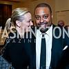 Jennifer Carter-Scott, Michael Lythcott. Photo by Tony Powell. 4th Annual Climate Leadership Gala. Mayflower Hotel. May 22, 2013