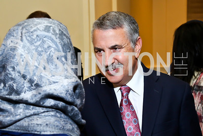 Thomas Friedman. Photo by Tony Powell. 4th Annual Climate Leadership Gala. Mayflower Hotel. May 22, 2013