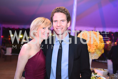Maria Priezzheva, Darias Joaker, 5th Anniversary Ball on the Mall. Saturday, May 4, 2013.  Photo by Ben Droz.