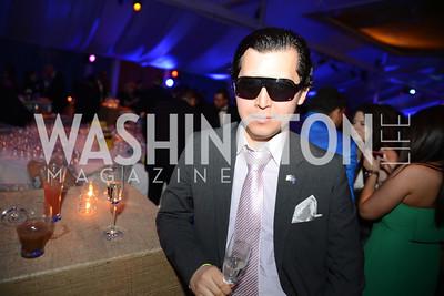 David Pardini, 5th Anniversary Ball on the Mall. Saturday, May 4, 2013.  Photo by Ben Droz.