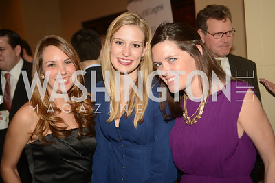 Lauren Fox, Liz Flock, Tierney Sneed, The Washington Press Club Foundation hosts the 69th Annual Congressional Dinner at the Mandarin Oriental.