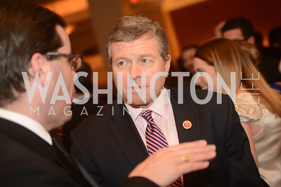 Rep. Charles Dent, PA,  The Washington Press Club Foundation hosts the 69th Annual Congressional Dinner at the Mandarin Oriental.