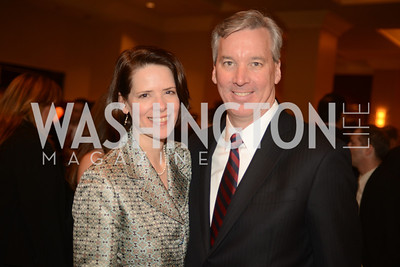 Joy Boyle, Paul Boyle,  The Washington Press Club Foundation hosts the 69th Annual Congressional Dinner at the Mandarin Oriental.