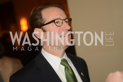 Rep. Peter Roskam,  The Washington Press Club Foundation hosts the 69th Annual Congressional Dinner at the Mandarin Oriental.