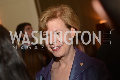 Senator Tammy Baldwin, WI,  The Washington Press Club Foundation hosts the 69th Annual Congressional Dinner at the Mandarin Oriental.