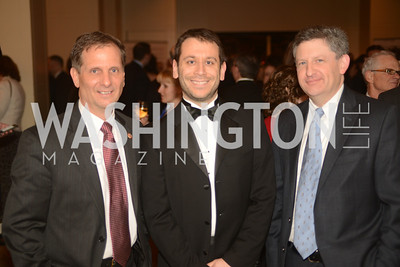 Rep. Chris Stewart, Matt Canham, Todd Gillman,  The Washington Press Club Foundation hosts the 69th Annual Congressional Dinner at the Mandarin Oriental.