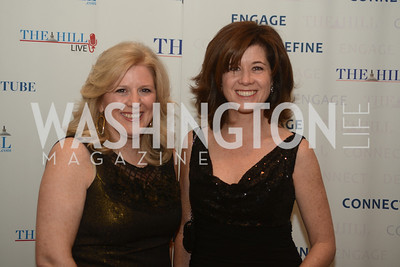 Elizabeth Macdonough, Deirdre Walsh,  The Washington Press Club Foundation hosts the 69th Annual Congressional Dinner at the Mandarin Oriental.