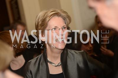 Senator Elizabeth Warren, MA, The Washington Press Club Foundation hosts the 69th Annual Congressional Dinner at the Mandarin Oriental.