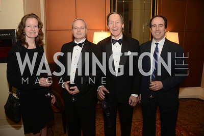 Holly Flater, Darren McKewen, Michael Grace, Rick Montella, Bloomberg.  The Washington Press Club Foundation hosts the 69th Annual Congressional Dinner at the Mandarin Oriental.