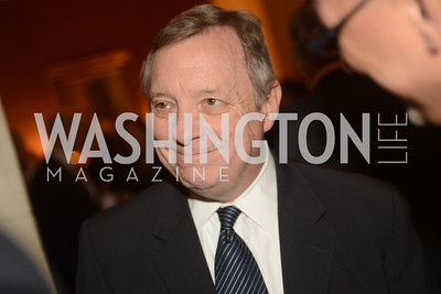 Senator Dick Durbin, The Washington Press Club Foundation hosts the 69th Annual Congressional Dinner at the Mandarin Oriental.