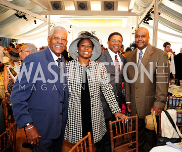 David Wilmot,Monica Thompson,Brig Owens,JohnThompson,May 2,2013,6th Annual Benefit Lincheon for The Trust for the National Mall,Kyle Samperton