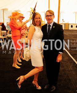 Roxanne Pincus,Robert Balthaser,May 2,2013,6th Annual Benefit Lincheon for The Trust for the National Mall,Kyle Samperton