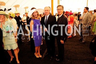 Betsy Benkowski,Joe Benkowski,Rick May,,May 2,2013,6th Annual Benefit Lincheon for The Trust for the National Mall,Kyle Samperton