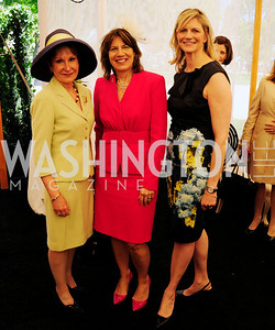 Kris Rohr,Diana Mayhew,Caroline Cunnings,May 2,2013,6th Annual Benefit Lincheon for The Trust for the National Mall,Kyle Samperton