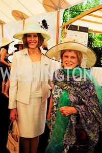 Shelly Ross-Larson,Pam Oeabody,May 2,2013,6th Annual Benefit Lincheon for The Trust for the National Mall,Kyle Samperton
