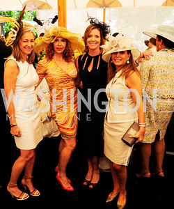 Roxanne Pincus,Michelle Galler,Liz Ordan,Katherine Saunders,May 2,2013,6th Annual Benefit Lincheon for The Trust for the National Mall,Kyle Samperton